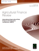 Agricultural Finance Review