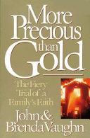 More Precious Than Gold Book