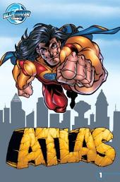 Atlas Volume #2 issue #1