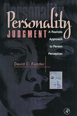 Personality Judgment