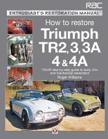 How to Restore Triumph TR2  3  3A  4   4A PDF