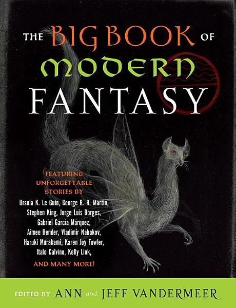Download The Big Book of Modern Fantasy Book
