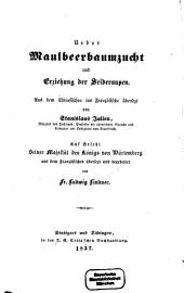 Maulbeerbaumzucht