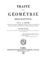 Traité de la géométrie descriptive: Volume1