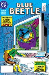 Blue Beetle (1986-) #22