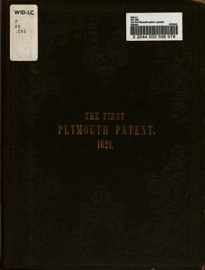 The First Plymouth Patent PDF
