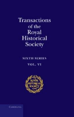 Transactions of the Royal Historical Society  Volume 6 PDF