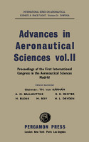 Advances in Aeronautical Sciences PDF