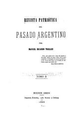 Revista patriótica del pasado argentino: Volumen 2