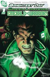 Green Lantern: Emerald Warriors (2010-) #1