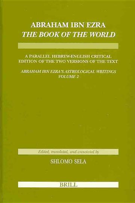 Abraham Ibn Ezra  the Book of the World PDF