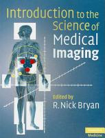 Introduction to the Science of Medical Imaging PDF
