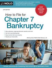 How to File for Chapter 7 Bankruptcy: Edition 20