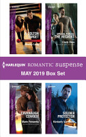 Harlequin Romantic Suspense May 2019 Box Set PDF
