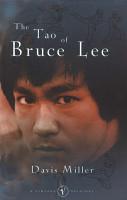 The Tao Of Bruce Lee PDF