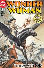 Wonder Woman (1986-) #215