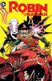 Robin: Son of Batman (2015-) #6