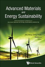Advanced Materials And Energy Sustainability - Proceedings Of The 2016 International Conference On Advanced Materials And Energy Sustainability (Ames2016)