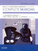 Skills and Musicianship Workbook to Accompany The Complete Musician