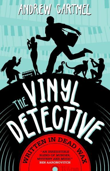 Download The Vinyl Detective Mysteries   Written in Dead Wax Book