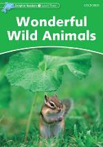Wonderful Wild Animals (Dolphin Readers Level 3)