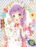 Cute Manga Anime Girls Coloring Book