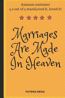 Marriages Are Made in Heaven