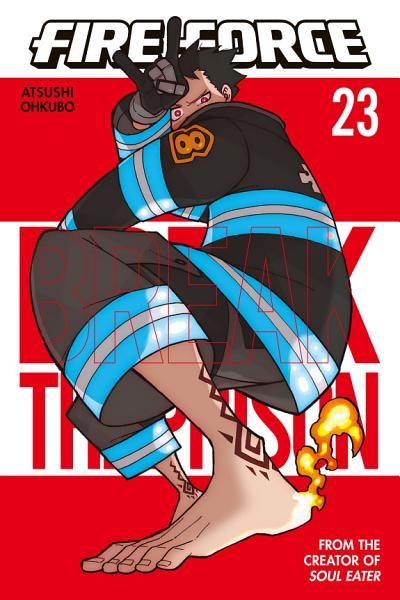 Download Fire Force 23 Book