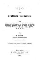Die deutschen vesparien PDF