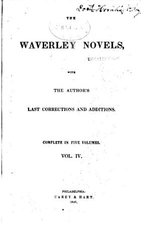 The Waverley Novels PDF