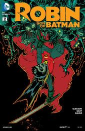 Robin: Son of Batman (2015-) #2