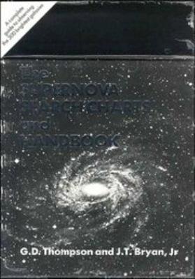 Supernova Search Charts and Handbook Pack Set ICL