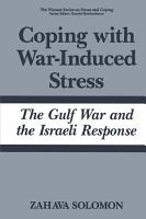 Coping with War Induced Stress PDF
