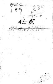 Legatio Marchionis Lavardini Romam, ejusque cum Romano pontifice Innocentio undecimo dissidium. Ubi agitur de jure, origine, progressu, et abusu quarteriorum Franchitiarum seu asyli, &c. Et refutantur rationes à Lavardini advocato productae, in libello Gallico, cujus initium: Si l'auteur, &c. anno 1688