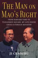 The Man on Mao s Right PDF