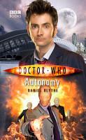 Doctor Who  Autonomy PDF