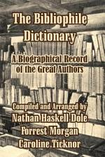 The Bibliophile Dictionary