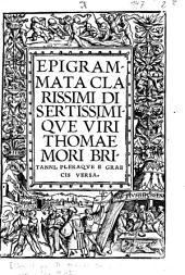 Epigrammata