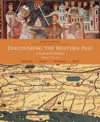 Discovering The Western Past Volume I To 1789 Book PDF