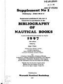 Bibliography of Nautical Books