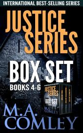 Justice Series Box Set Books 4-6