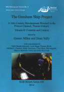 The Gresham Ship Project