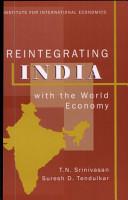 Reintegrating India with the World Economy PDF