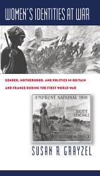 Women s Identities at War PDF