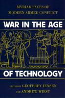 War in the Age of Technology PDF