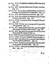 Animadversiones politicae in Nicol. Machiavelli librum de principe