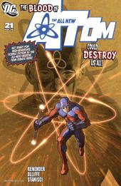 The All New Atom (2006-) #21