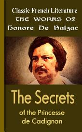 The Secrets of the Princesse de Cadignan: Works of Balzac