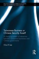 Taiwanese Business or Chinese Security Asset PDF