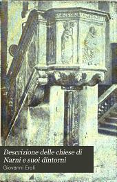 Descrizione delle chiese di Narni e suoi dintorni: le piú importanti rispetto all'antichità e alle belle arti